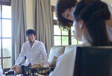 Marisano Wedding at Villa Karang Putih by Karang Putih Villa