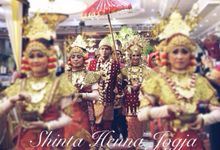 Indonesian Brides by Shinta Henna Jogja