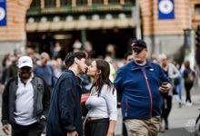 Jeslyn & Anthony Prewedding by Thepotomoto Photography