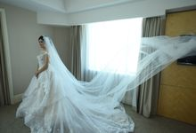Mrs. Astrid Tanubun by Sherry Bridal Couture