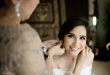 THE WEDDING OF BAYU & ZANETA by AB Photographs