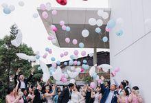 THE WEDDING OF KELVEEN & VALENCIA by AB Photographs
