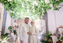 Zeky & Fanny by ProjectDEA Wedding Planner
