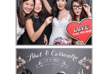 Photobooth Pictures - Standard Templates by Pop Illusion