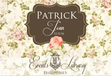 PATRICK & JOAN by Events Library Philippines