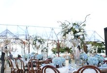 WEDDING OF BILL & JESSICA by Sofitel Bali Nusa Dua Beach Resort