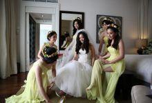 WEDDING OF SENDY & DIANA by Sofitel Bali Nusa Dua Beach Resort