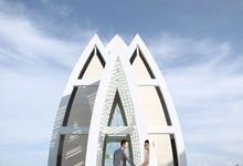 Felix & Ika Wedding - Ritz Carlton Bali by RIVIERA EVENT ORGANIZER