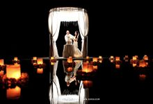 Real Wedding Story; Joe & Trasy by Tirtha Bridal