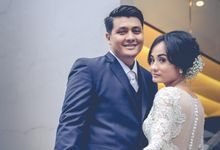 WEDDING ANDRU & TASYA by Raffles Hills Cibubur - On Green Garden Venue