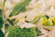 Wedding Reception of Gen & Wahn by Spring Cottage