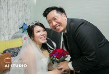 Francis & Carin Wedding by Ajphotographystudioz