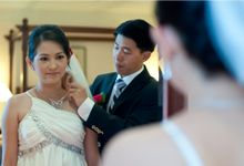 Resti & Hermawan Wedding by DEVA BALI wedding