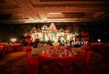 matryoshka party by M2 decor