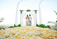 Beach Wedding by Samabe Bali Suites & Villas