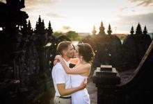 ALEXEY & OLGA by BaliWedding
