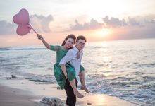 Pre Wedding Benny & Olivia by Project Art Bali