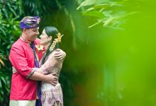 Nichole and Lachlan Catholic Blessing Ceremony by DEVA BALI wedding