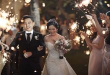 Amos & Hany Wedding - Reception by Camio Pictures