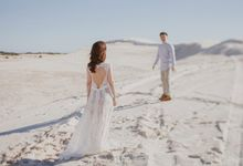 Perth Couple Session of Audrey & Hendrik by Leura Film