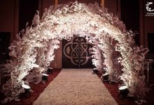 Serendipity Love by Orchid Florist and Decoration
