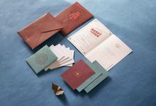 Anggy & Ivan by Kenang Design