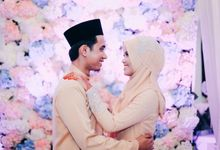 Aiman Manan Wedding by The.azpf