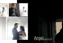 courtesy wedding of angel & jeffry by belonksunday photography