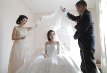 Wedding Wiliam & Pauline by HandS Organizer