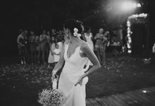 Fiona & Romain Wedding by Foraday Dream