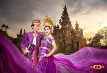 Ajus & Eva Payas Bali by Gungde Photo