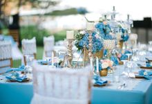 The Wedding of Gwen & Vernon by Precious Event Design
