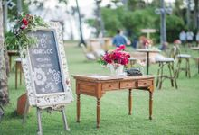 Alila Manggis  - Destination Wedding in East Bali by Alila Villas Uluwatu