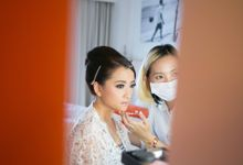 Inu & Vanessa by Alodia Makeup Art