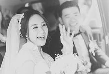 Alfred & Lizza Wedding Day by VOI&VOX Photography