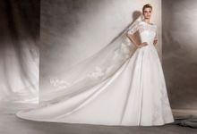 Pronovias by DESIGNER BRIDAL ROOM