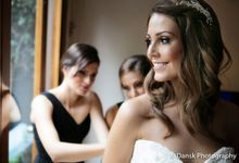 Petra and John wedding by Dansk Photography