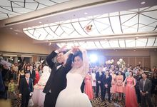 The Wedding of Christy & Hendra by Kreativ Things Wedding Planner & Organizer
