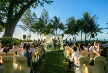 A Glimpse of Our Venue by Shangri-La Rasa Sayang Resort
