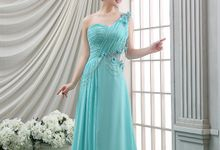 Evening Gown by Le Bliss