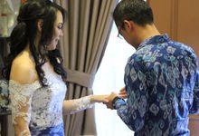 Engagement of Edwin & Clara by Impressions Wedding Organizer