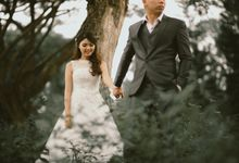 Touzen & Meiling - Prewedding by Alex by Springworks