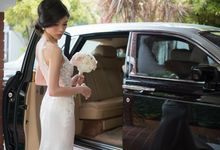 OUR BRIDE by Ann Teoh Couture