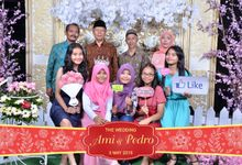 photoboth wedding by LUMAYAN PRODUCTION