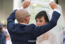 THE WEDDING OF LEVINA INGGITA & ANDRE T MALONDA by BOBSIREGAR