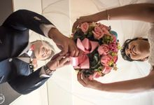 WEDDING OF THE DAY Harfui and Anggi by ROKIPROJECT