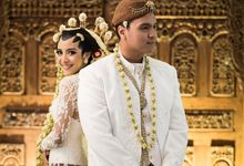 Annisa & Ipam by Maheswara