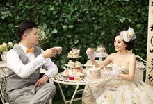 Antoinette High Tea Party by GV by Gabriella Vania