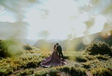 The Prewedding of  Anthony and Rufina - Bromo by Lighthouse Photography