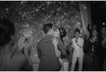 Angga & Stephanie Wedding by Reynard Karman Photography